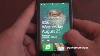 Exclusive: Windows Phone 7 Start Screen, Camera, and Settings