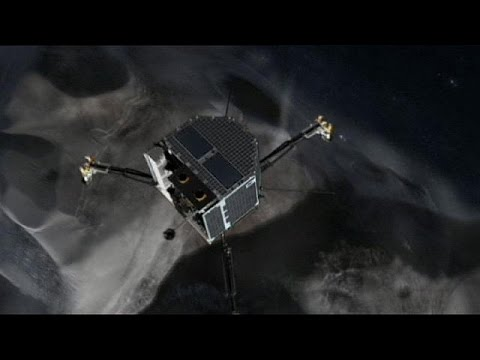 بعثة روسيتا: مياه الأرض وجدت على الأرجح نتيجة اصطدام الكويكبات