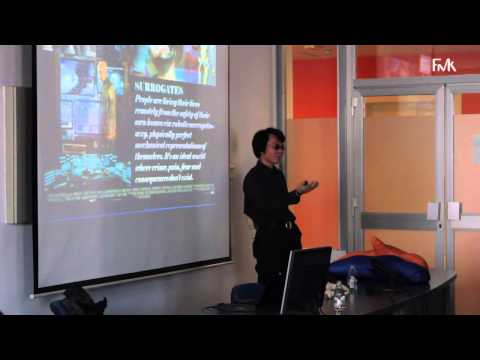 Hiroshi Ishiguro - Androids & Media: Where to Draw the Line Between Humans and Robots?