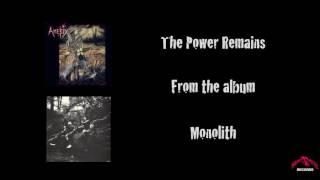 Watch Amebix The Power Remains video