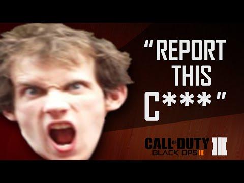 """Black Ops 3 - SUSPICIOUS ACTIVITY: """"REPORT THIS CUNT!"""""""