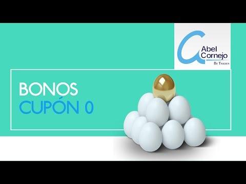 B1) Bonos cupón 0
