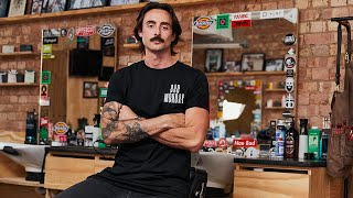 Movember In The Barber Chair: Nathan Thomas