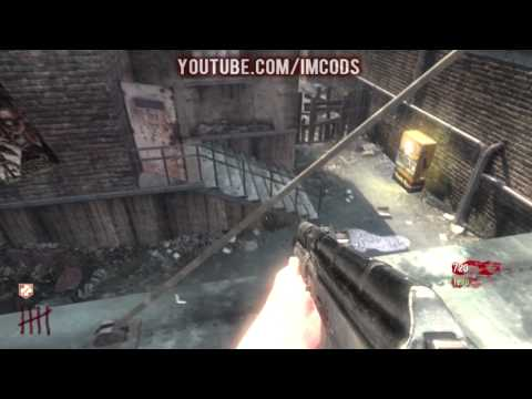 *NEW* Kino Der Toten: AK74u Barrier Glitch Tutorial