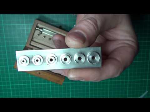 закручиватель пружины часов watch spring  winder tool