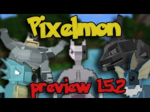 [Preview] Pixelmon 2.2 beta FR [Minecraft 1.5.2]