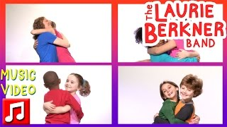 "Best Kids Songs - ""Open Your Heart"" by Laurie Berkner w/ Kira Willey, Musical Yogini"