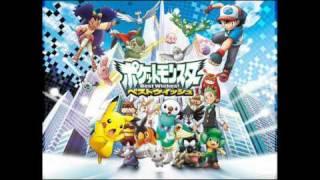Pokemon Anime: Best Wishes Title Theme (Japanese)