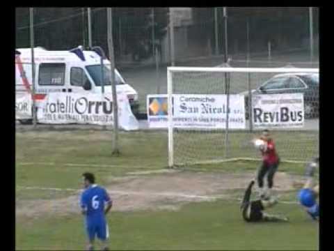 Atletico Cagliari-Nuorese 0-2