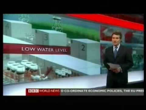 Japan 2011 Earthquake 17 - Nuclear Crisis Day 2 (2 of 2) - BBC News Reports 13.03.2011