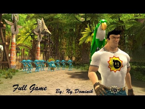 Serious Sam 2 - Full Game Long Gameplay /-All Secret
