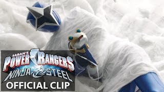 Power Rangers | Ninja Steel Exclusive Official Clip - Drive to Survive