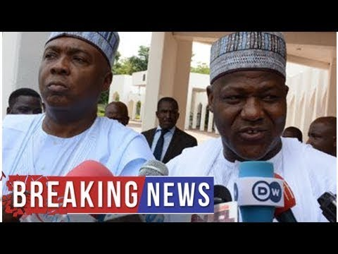 Breaking News - Saraki & Dogara In Big Trouble, Accuses Of 'Treason' – (DETAILS)