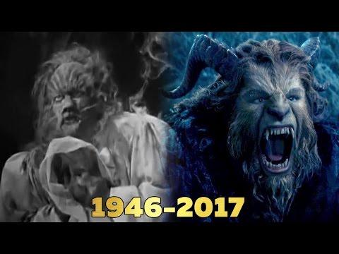 Красавица и Чудовище: Все Экранизации (1946-2017)