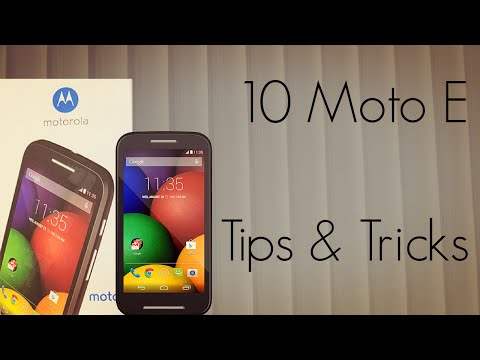 10 Moto E Tips & Tricks - AdvicesMedia