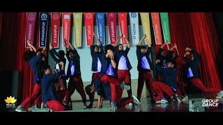 IIT Kanpur | Group Dance | Inter IIT Cultural Meet 2016