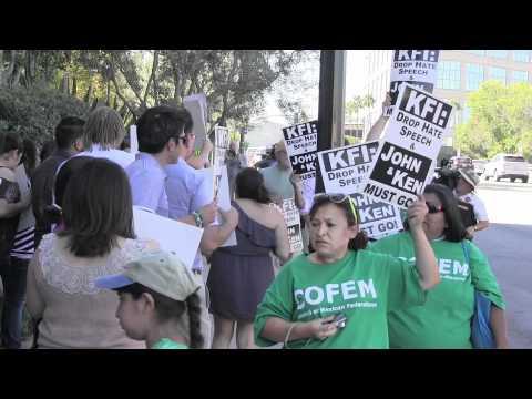 Protesta Contra KFI.mov