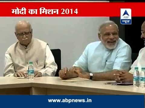 Modi meets Rajnath ahead of BJP Parliamentary Board meeting