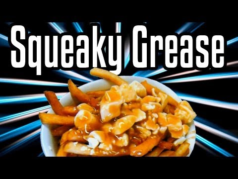 Squeaky Grease Sandwiches - Epic Meal Time