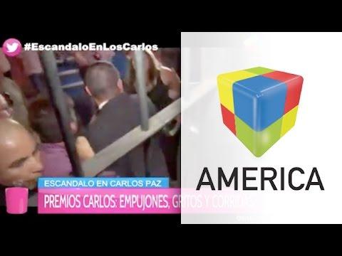 Escándalo en los Premios Carlos: Insultos, gritos y denuncias cruzadas