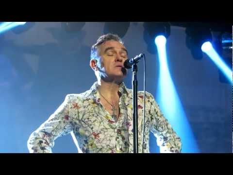 Morrissey - Please, Please, Please Let Me Get What I Want[THE SMITHS], live @ Hollywood High, 3/2/13