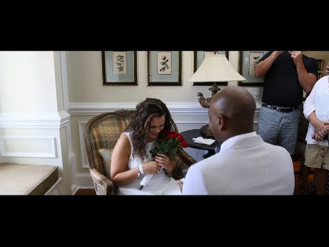 Best Surprise Proposal and Best Engagement Speech of 2014