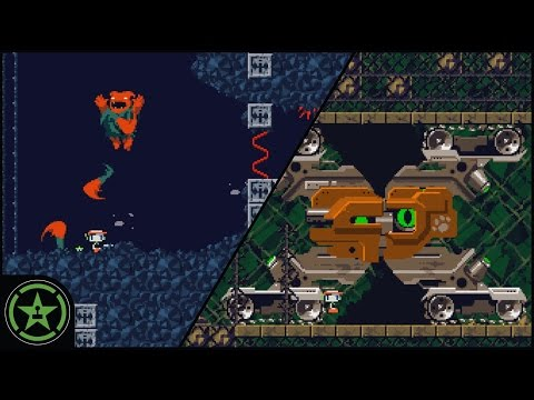 Great Levels in Gaming - The Last Cave & The Labyrinth