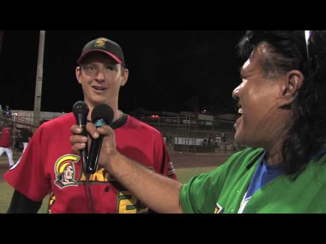06/23/13 Mike Williams Interview - Na Koa Ikaika Maui vs. East Bay Lumberjacks