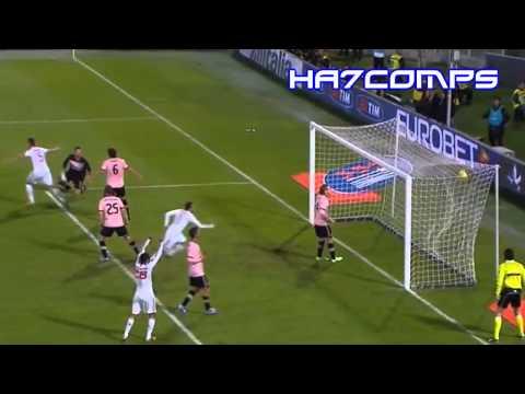 Stephan El Shaarawy - Goals, Skills & Passes - 2012-13