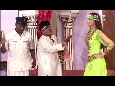 Lara Zero Meter Amanat Chan New Pakistani Stage Drama Full Comedy Funny Play
