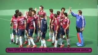 Hockey Bundesliga Herren 2011/2012: UHC Hamburg vs. Mannheimer HC (12-5-2012)