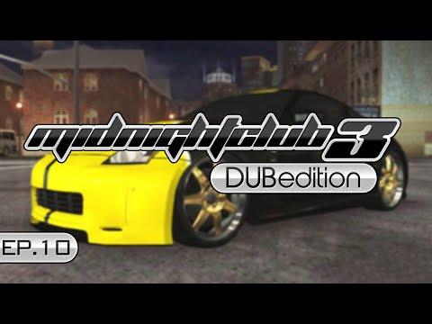 Midnight Club 3 Dub Edition Ep 10 - Manual Shifting!