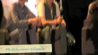 [Fancam] Kyu Jong & Young Saeng in Bangkok  Dec 9- 12, 2010