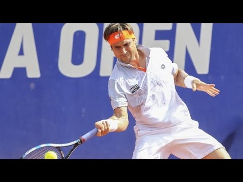 David Ferrer vs. Renzo Olivo | R2 Argentina Open 2016 [Highlights]