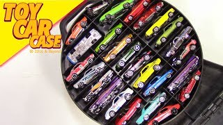 CASE 3 Garage Sale Find All Star American Muscle Car Toy Car Case