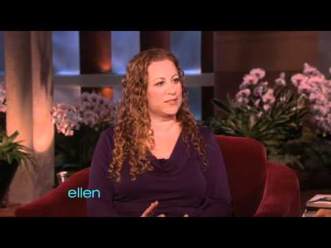 Ellen interviews Jodi Picoult about SING YOU HOME