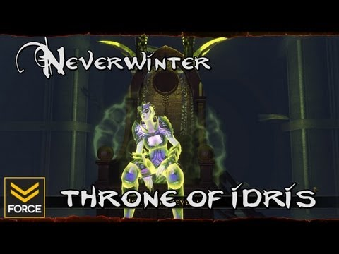 Neverwinter - Throne of Idris Gameplay and Discussion