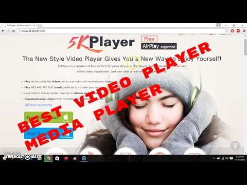 Best Video Downloader and excellent player for Windows 10 ,7,8