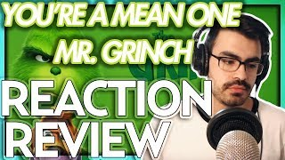 Tyler The Creator 34 You 39 Re A Mean One Mr Grinch 34 The Grinch 2018 First Reaction Review