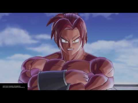 DRAGON BALL XENOVERSE 2 Liu kang (me) vs SSB Vegito