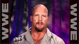 """Stone Cold"" Steve Austin addresses the WWE Universe after"