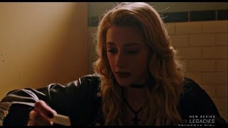 Riverdale 3×04 Alice finds out she's pregnant| Penelope and Alice fight