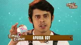 Sweety Maloti | Apurba Roy | Comedy Corner | Bengali Comedy Video 2015 | Full HD Video
