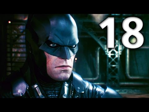 Arkham Knight Official Walkthrough - Part 18 - Batmobile Street Chase