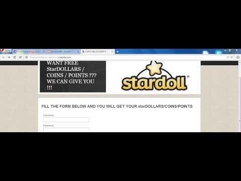 Stardoll Hack - 9999 Starcoins - 9999 Stardollars