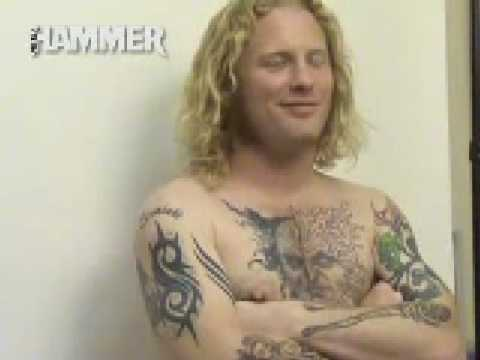 Tags: corey taylor tattoo slipknot stone sour