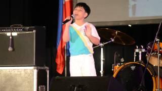 VIDEO CLIP: JPOP Anime Singing Contest Winner - Melrick James Celajes