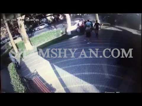 ԲԱՑԱՌԻԿ ՏԵՍԱՆՅՈՒԹ՝ Երևանում տեղի ունեցածMercedes C-320-ի, Mercedes E-320-ի և Daewoo-ի բախումից