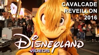 Parade Reveillon Nouvel An 2016 - Disneyland Paris HD