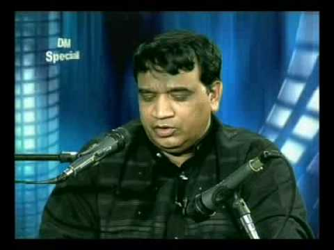 DM Digital TV DM Special  Nadeem Rehmat ghazal  (jani door gaye...